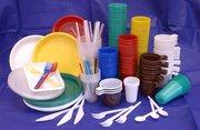 Продажа одноразовой посуды и пищевой упаковки по Казахстану